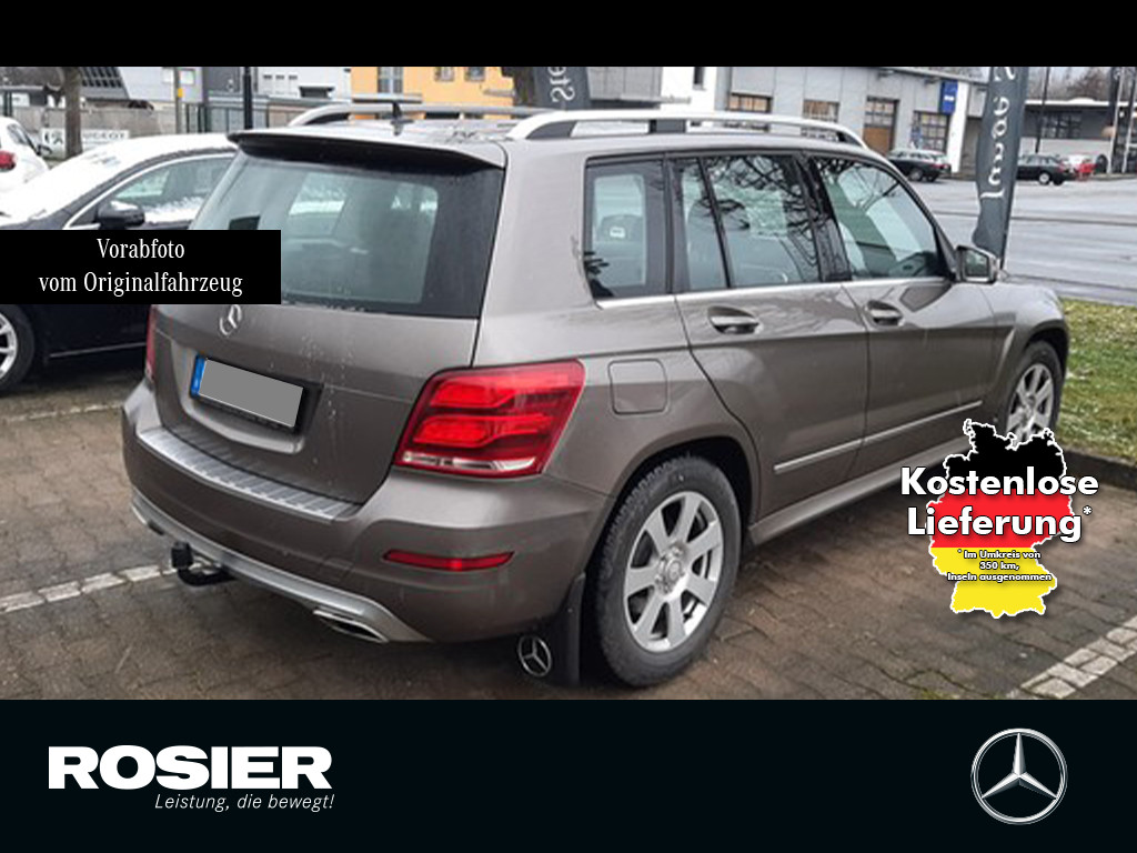 Mercedes-Benz GLK 220 CDI AHK Xenon SHZ Einparkh. Parkassist., Jahr 2013, Diesel