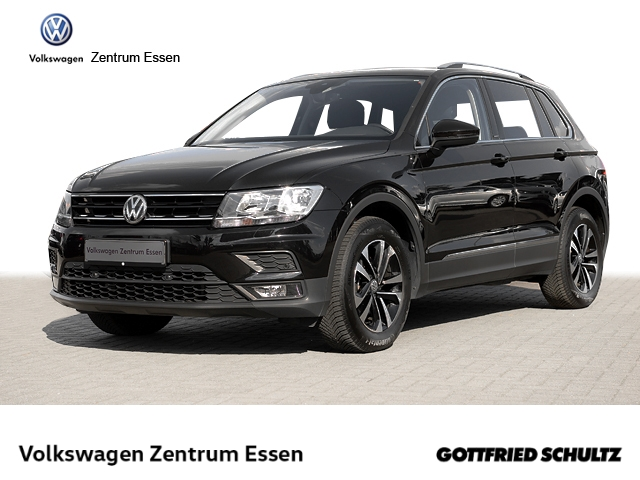 Volkswagen Tiguan IQ.Drive 2,0 TDI Navi AHK ACC Alu17, Jahr 2019, Diesel