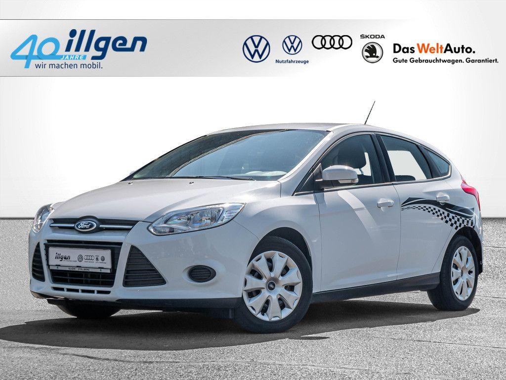 Ford Focus 1.0 Ecoboost Trend, Jahr 2012, Benzin