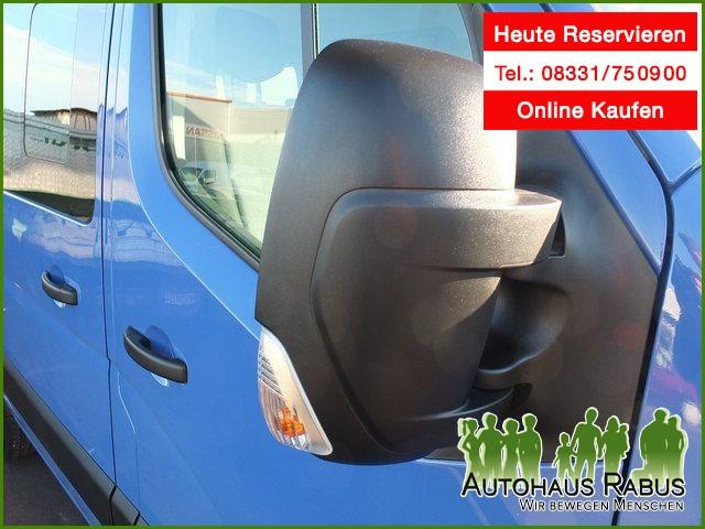 Nissan NV400 F30.17 L1H1 Kombi 9 Sitzer, Klima, Comfort, Jahr 2015, Diesel