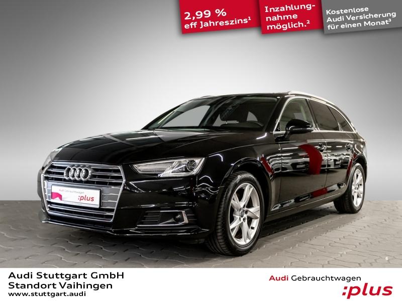 Audi A4 Avant sport 1.4 TFSI Navi Xenon PDC lane AHK, Jahr 2017, Benzin