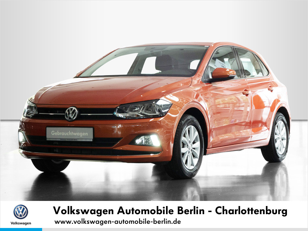 Volkswagen Polo 1.0 TSI Highline BMT, Jahr 2018, Benzin