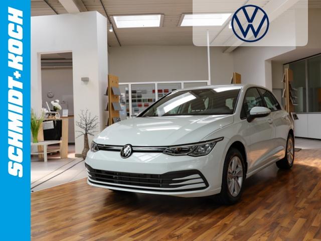 Volkswagen Golf VIII 1.5 TSI OPF LIFE Navi, LED, SZH, Jahr 2021, Benzin