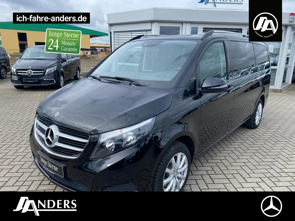Mercedes-Benz V 220 Edit./ L Navi*Kamera*, Jahr 2017, Diesel
