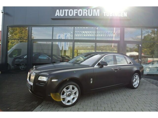 Rolls-Royce Ghost, Jahr 2012, petrol