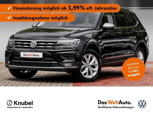 Volkswagen Tiguan Allspace Highline 2.0 TDI 4M DSG Nav. 7-S, Jahr 2020, Diesel