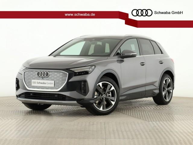 Audi e-tron Q4 40 e-tron *advanced*MATRIX*StdHz*HdUp*, Jahr 2021, Elektro
