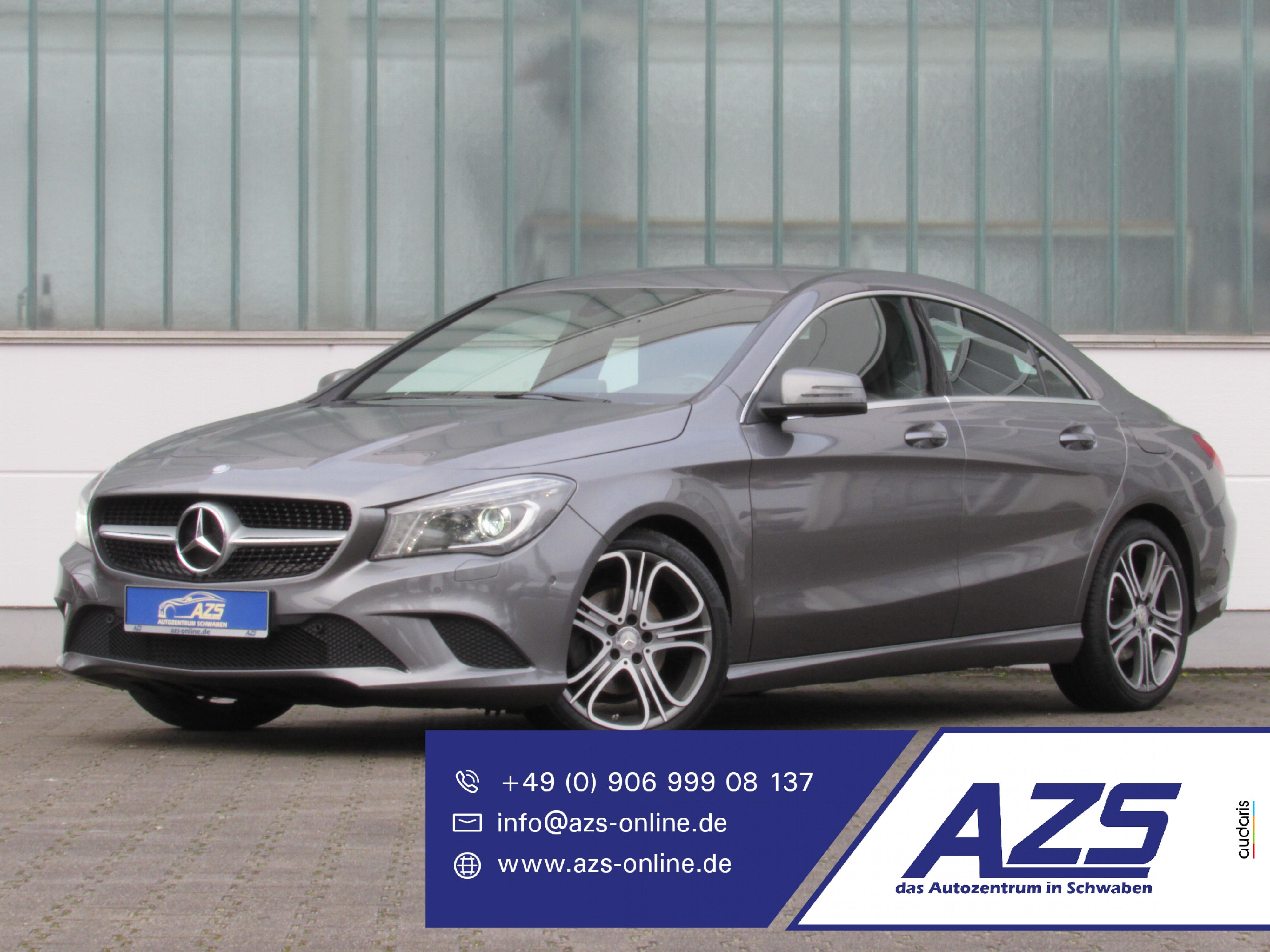 Mercedes-Benz CLA 180 Coupe | Navi | AZS-SICHERER-ONLINE-KAUF, Jahr 2015, Benzin