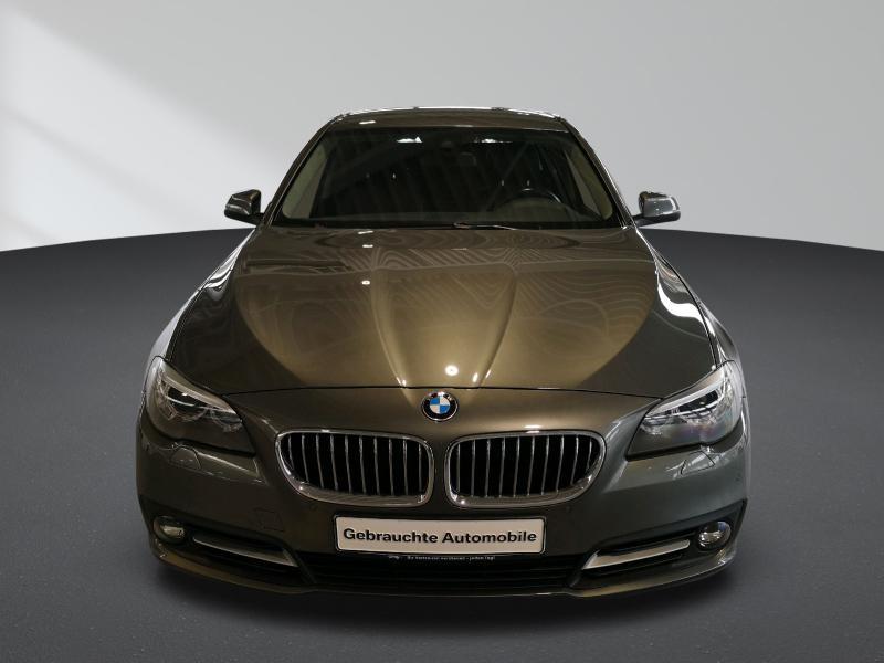 BMW 520d xDrive Touring Aut. M- Lederlenkrad NAVI Prof., Jahr 2014, Diesel