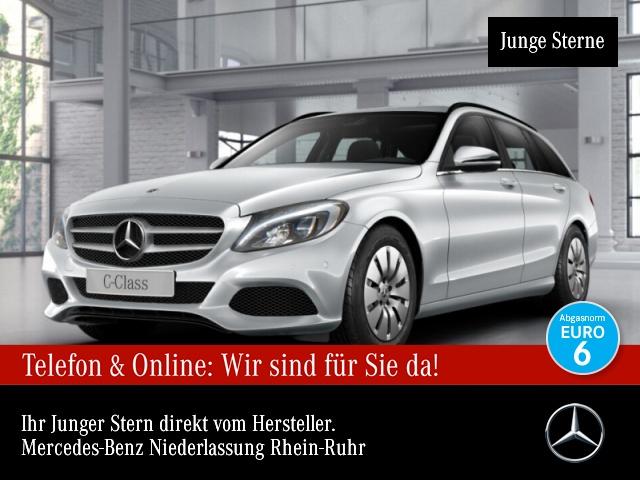 Mercedes-Benz C 200 d T Stdhzg LED Navi Totwinkel PTS Sitzh Temp, Jahr 2016, Diesel