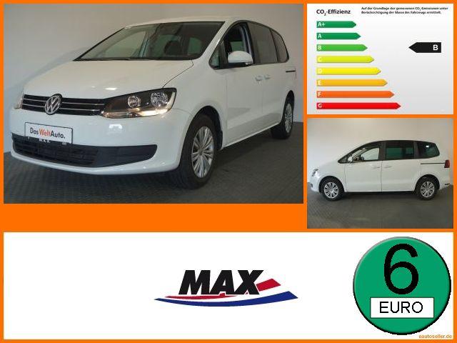 Volkswagen Sharan 1.4 TSI 7 SITZER+NAVI+SHZ+GRA+KLIMA, Jahr 2017, Benzin