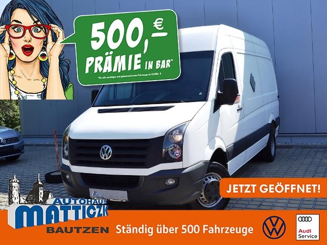 Volkswagen Crafter 50 2.0 TDI MR Hochdach SCHWINGSITZ/GRA/C, Jahr 2016, Diesel