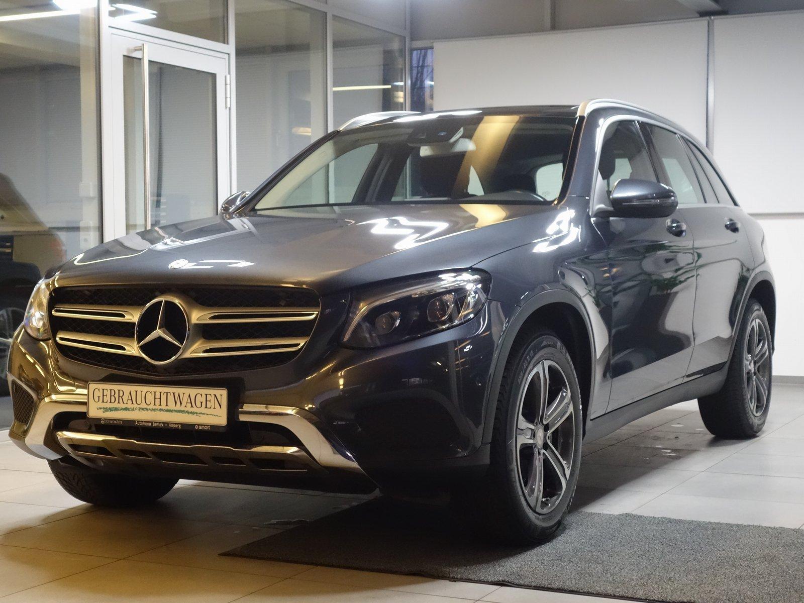 Mercedes-Benz GLC 220d 4M Off-Road|AHK|LED|Panorama|Kamera|PDC, Jahr 2015, Diesel