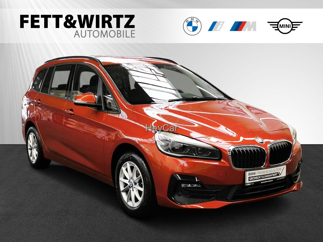 BMW 216 Gran Tourer Adv. Leas. ab 314,- br. o. Anz., Jahr 2020, Diesel