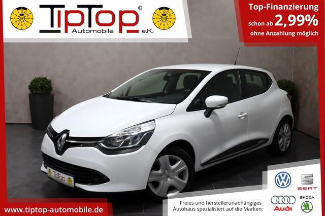 Renault Clio 1.5 dCi Dynamique Navi Klima Temp 5-Türer, Jahr 2015, Diesel