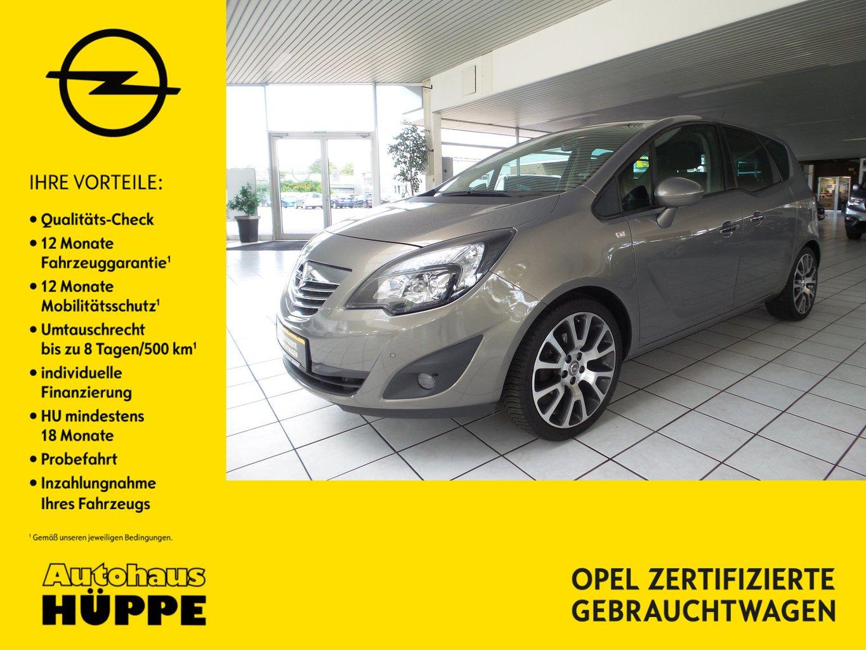 Opel Meriva B Innovation, Klima, AHK, PDC, SHZ, LHZ, Jahr 2013, Benzin