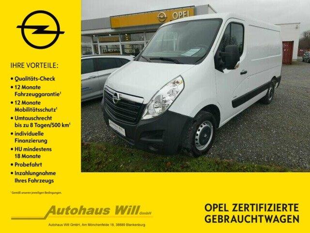 Opel Movano B Kasten L1H1 2,8t, Jahr 2017, Diesel