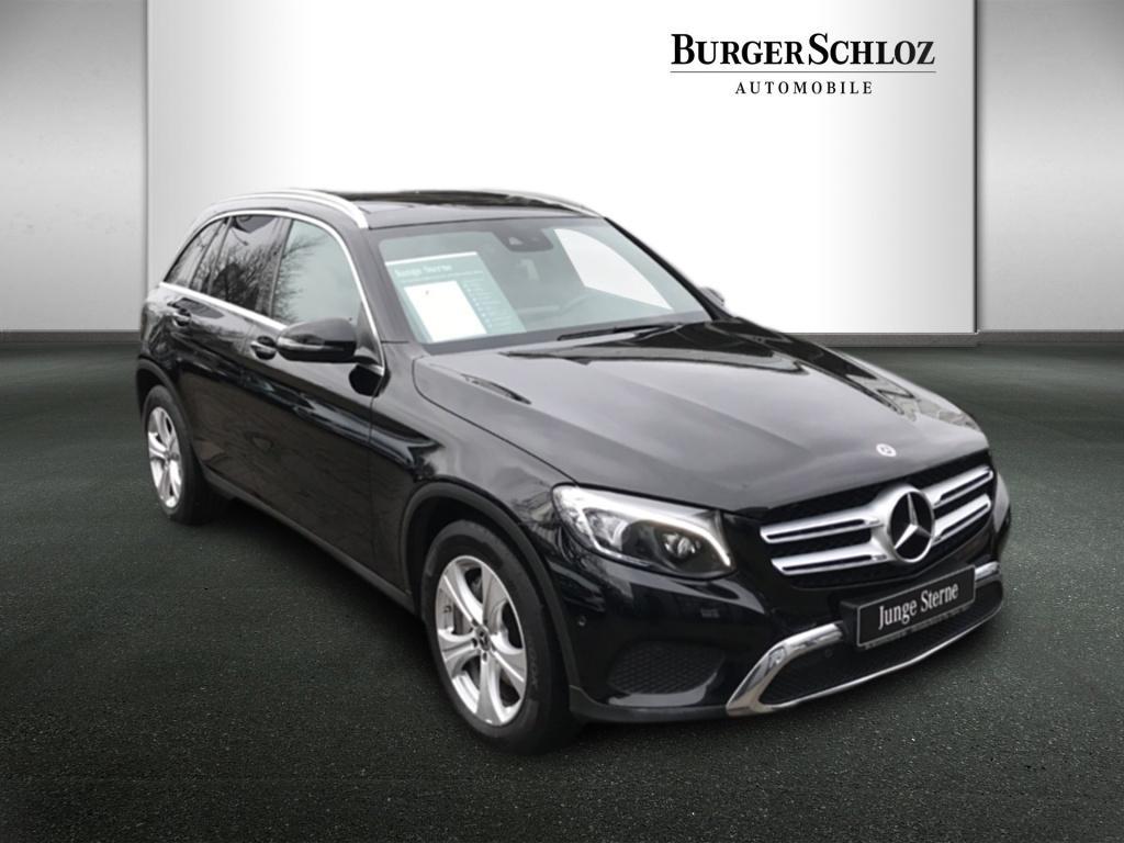 Mercedes-Benz GLC 350 d 4MATIC Exclusive/Comand/Pano.-Dach/LED, Jahr 2017, Diesel