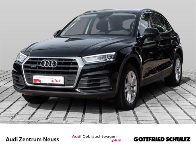 Audi Q5 2.0 TDI s-tronic NAV CLIM XEN SHZ PDC VO REGS MUFU SUV5 basis quattro RS 2819 A, Jahr 2017, Diesel