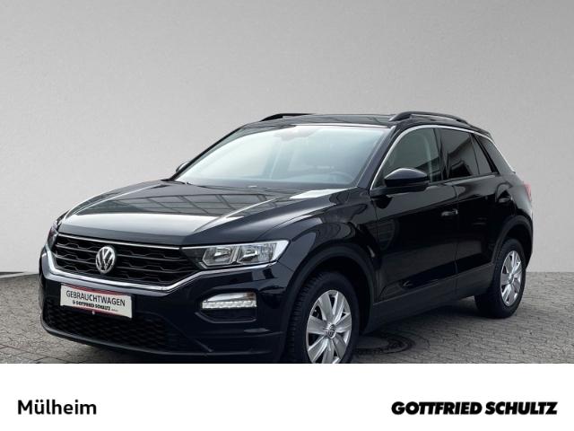 Volkswagen T-Roc 1.0 TSI DAB PDC KLIMAAUTOMATIK, Jahr 2018, Benzin