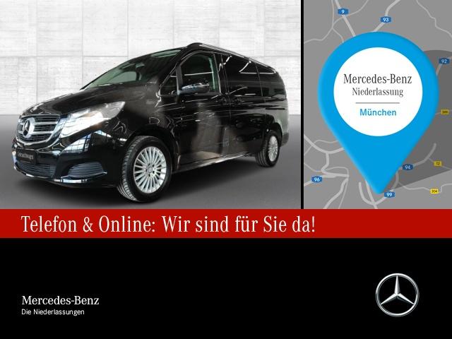 Mercedes-Benz V 220 BlueTEC EDITION SPORTPAKET Kamera AHK, Jahr 2017, Diesel