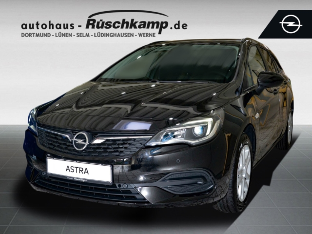 Opel Astra K Sports Tourer Edition 1.2 SHZ Klimaauto BT PDC LED, Jahr 2021, Benzin