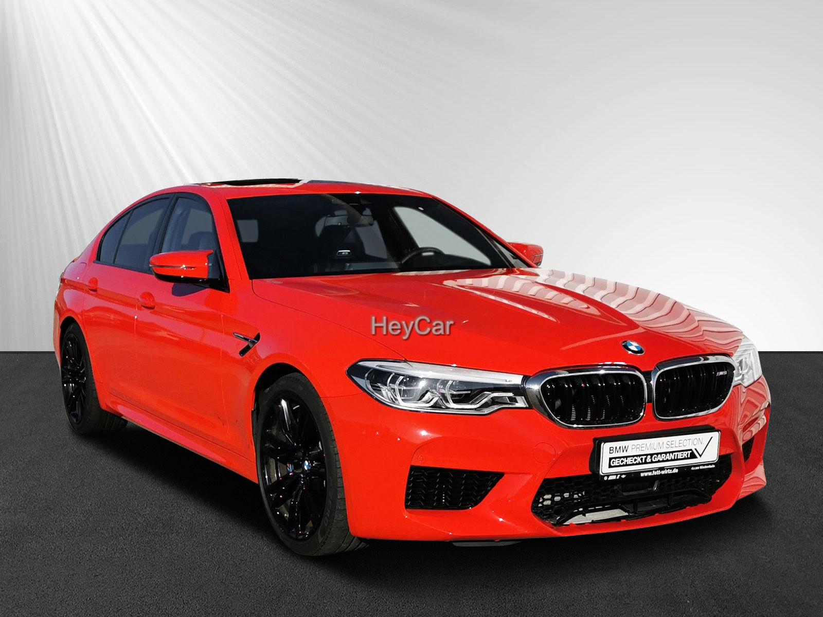BMW M5 xDrive GSD H/K Stop&Go Leas. ab 999,- br.o.Az, Jahr 2019, Benzin