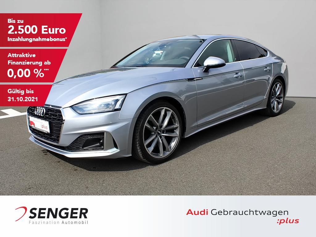 Audi A5 Sportback Advanced 35 TDI Notbremsassistent, Jahr 2020, Diesel