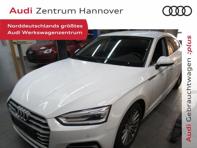 Audi A5 Sportback 40 TFSI Sport virtual Alcantara Navi Xenon, Jahr 2019, Benzin