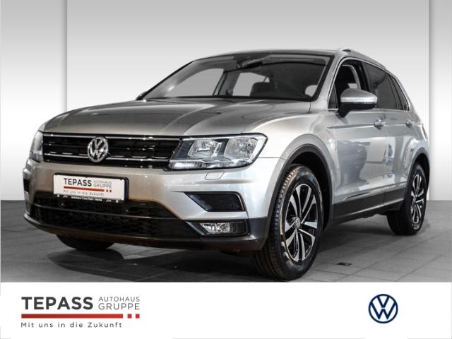 Volkswagen Tiguan 1.5 TSI DSG United NAVI LANE ALU, Jahr 2020, Benzin