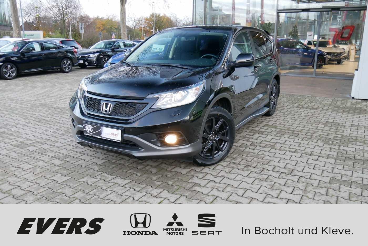 Honda CR-V 1.6 DTEC 2WD ELEGANCE BLACK EDITION, Jahr 2014, Diesel