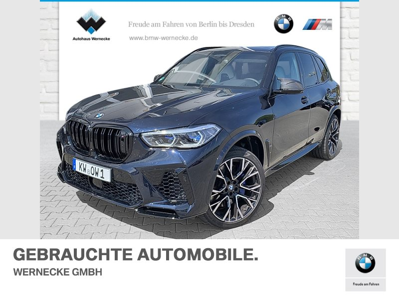 BMW X5 M Gestiksteuerung Night Vision B&W Surround, Jahr 2020, Benzin
