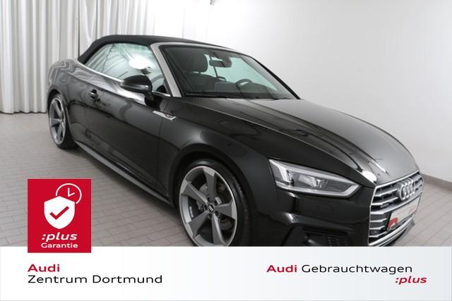 Audi A5 Cabrio 40TDI qu. 2xS line/ACC/Matrix/Massage/20Zoll, Jahr 2019, Diesel