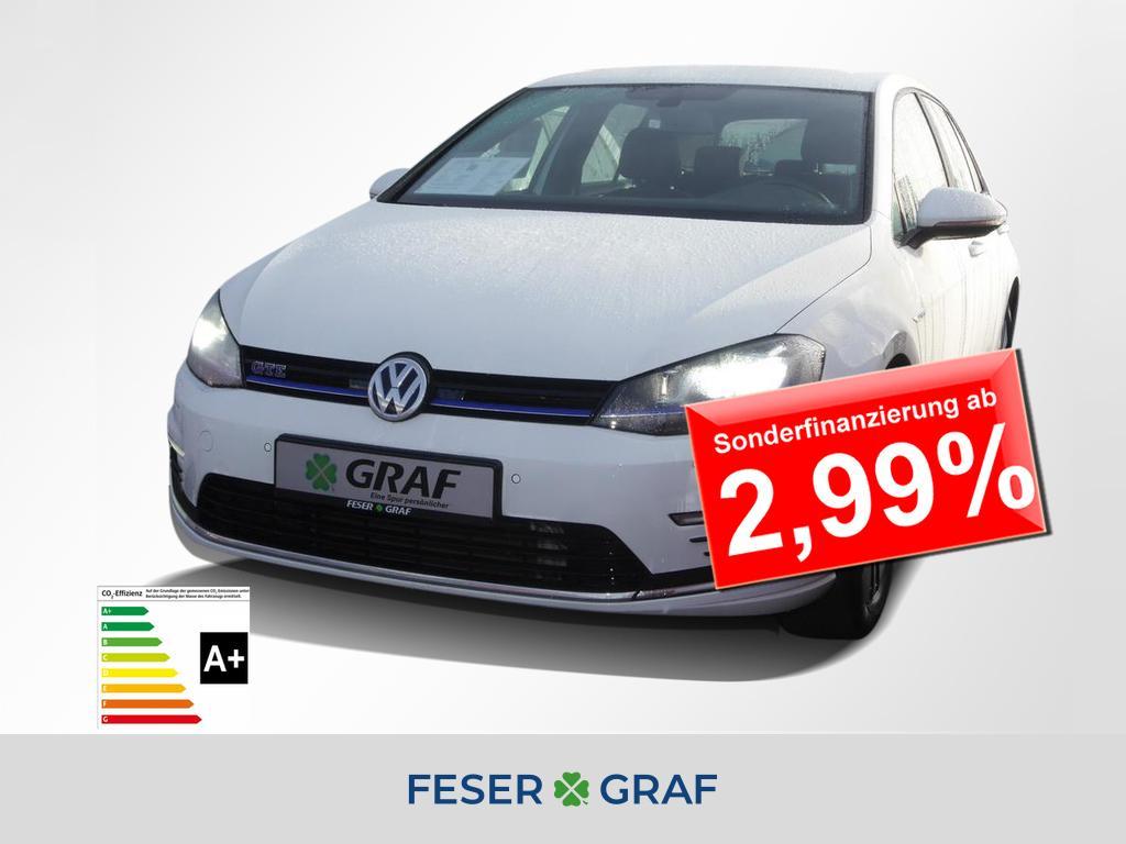 Volkswagen Golf VII GTE 1.4 TSI 110kW DSG Plug In Hybrid, Jahr 2016, Hybrid