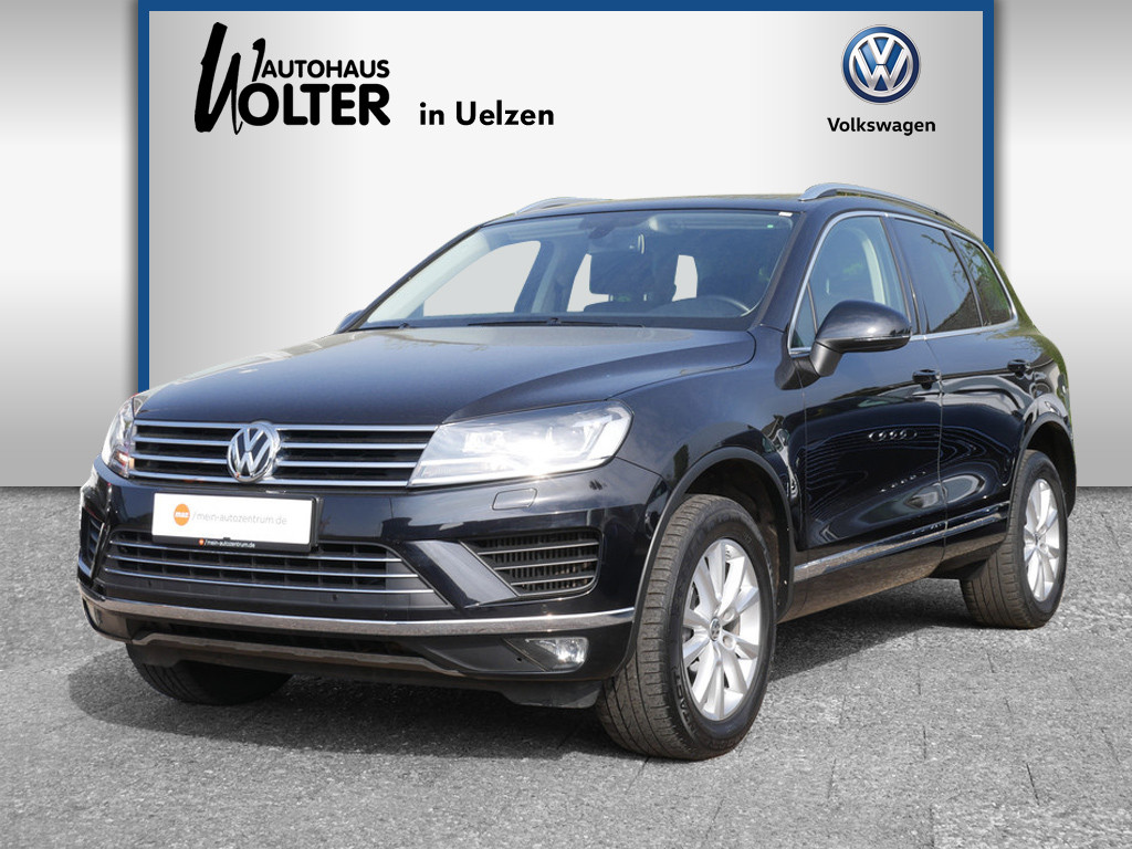 Volkswagen Touareg 3.0 TDI 4M, Jahr 2016, Diesel
