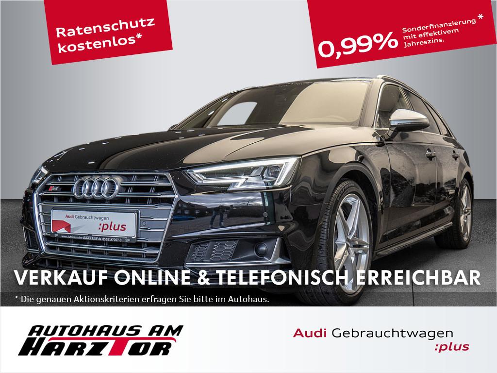 Audi S4, Jahr 2017, Benzin