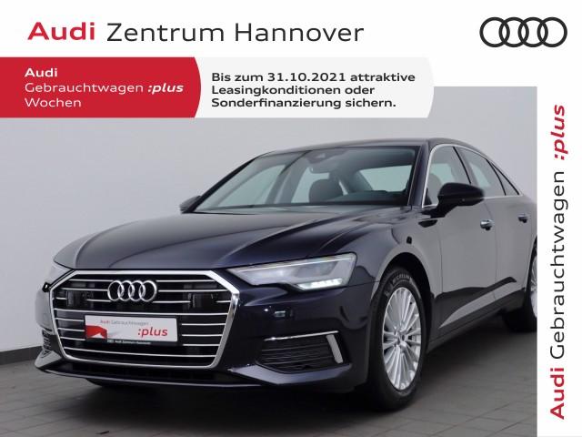 Audi A6 40 TDI Design, ACC, virtual, eSitze, DAB, Jahr 2020, Hybrid_Diesel