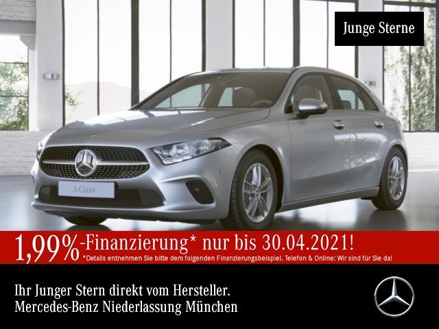 Mercedes-Benz A 200 Style Kamera Spurhalt-Ass PTS 7G-DCT Sitzh, Jahr 2019, Benzin