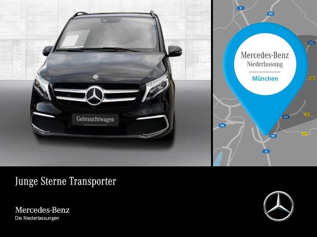 Mercedes-Benz V 300 d EXCLUSIVE EDIT. Lang AHK Panorama Comand, Jahr 2020, Diesel