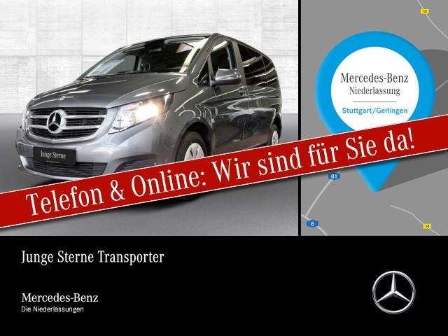 Mercedes-Benz V 200 BlueTEC Kompakt Navi Klima Tempomat, Jahr 2018, Diesel