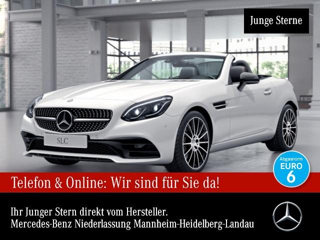 Mercedes-Benz SLC 250 d AMG Pano Distr. COMAND ILS LED Airscarf, Jahr 2016, Diesel