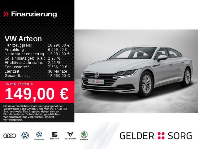 Volkswagen Arteon 2.0 TDI DSG *AHK*LaneAssist*LED*, Jahr 2017, Diesel