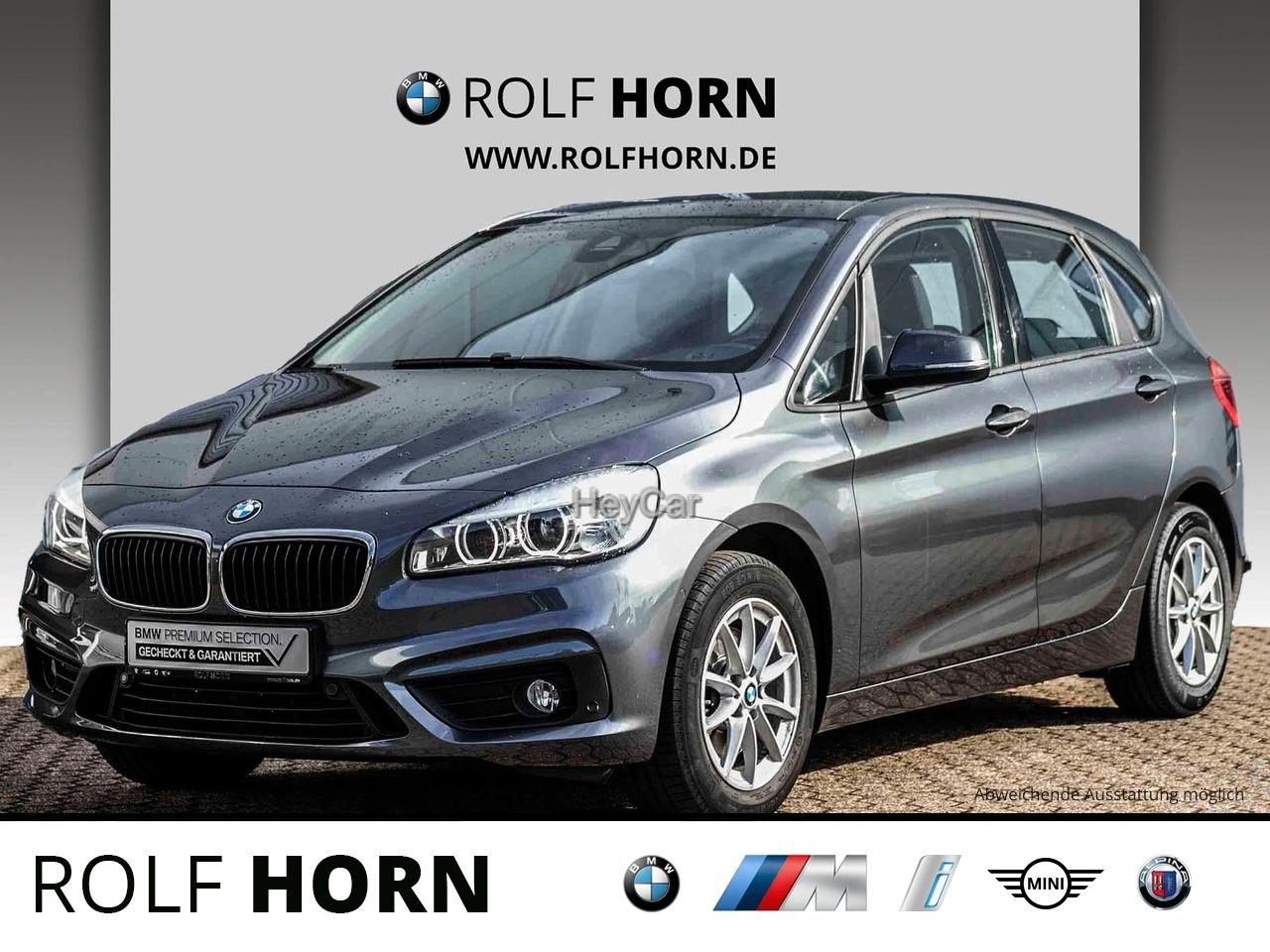BMW 220 Active Tourer Advantage AHK Navi LED Sitzh, Jahr 2018, Benzin