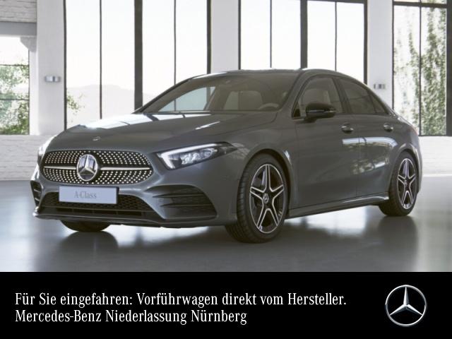 Mercedes-Benz A 200 AMG+Night+LED+Kamera, Jahr 2021, Benzin