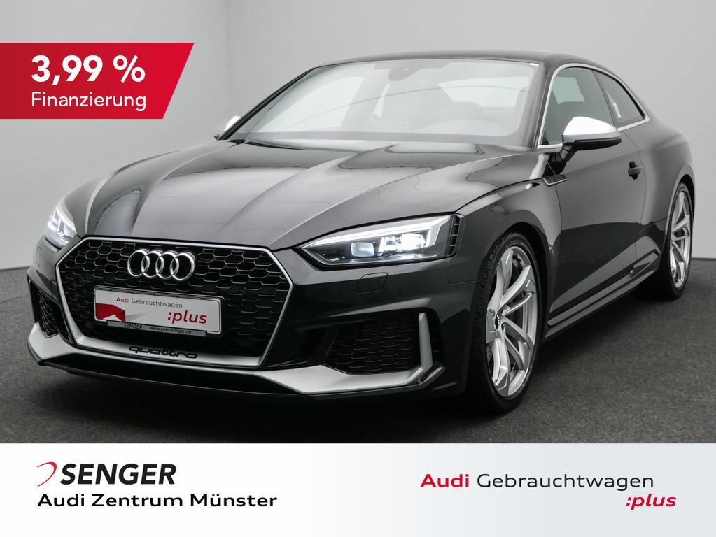 Audi RS5 Coupé 2.9 TFSI quattro 450 PS 8-St.-Autom., Jahr 2017, Benzin