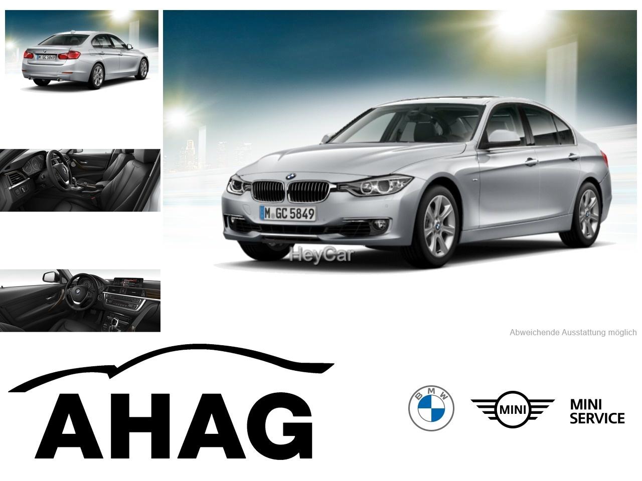 BMW 335i xDrive Luxury Line Navi Prof. Aut. Glasdach, Jahr 2013, Benzin
