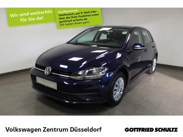 Volkswagen Golf 1.6 TDI Trendline *Navi*SHZ*GRA*, Jahr 2018, Diesel