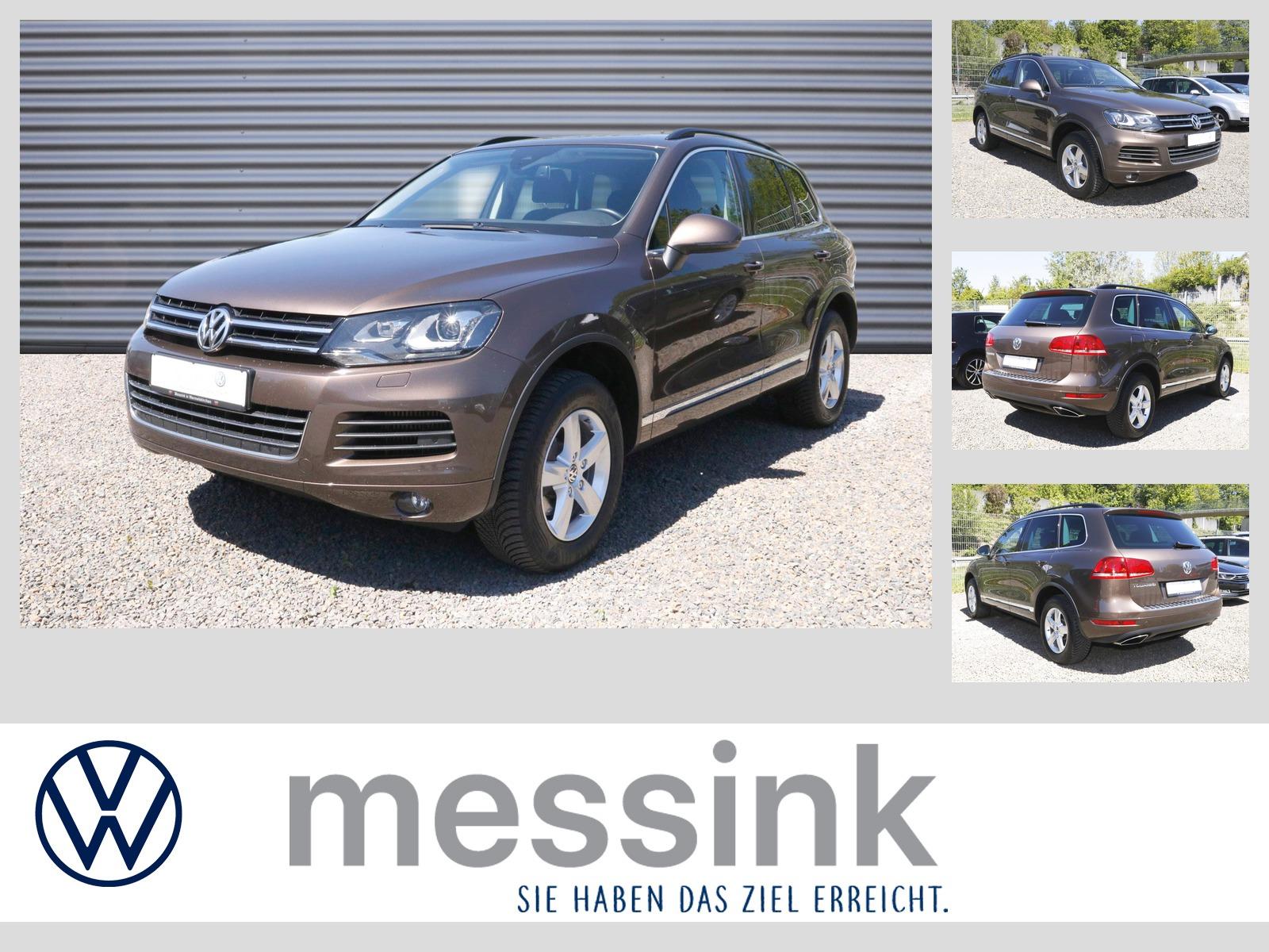 Volkswagen Touareg 3.0 V6 TDI BMT*Leder*Navi* Xenon, Jahr 2014, Diesel