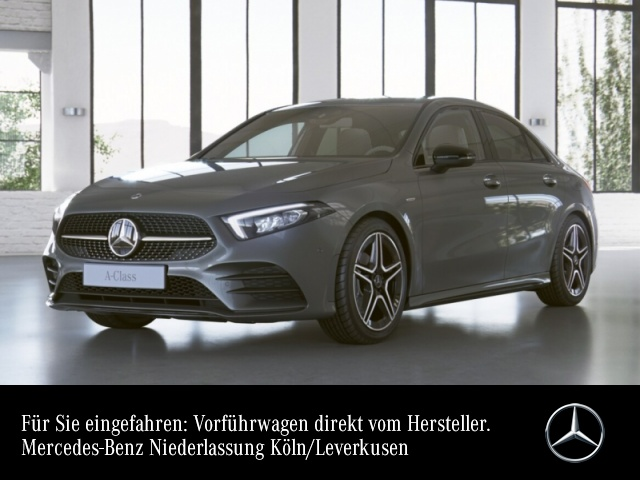 Mercedes-Benz A 180 EDITION 2020+AMG+Night+LED+Kamera+7G, Jahr 2021, Benzin