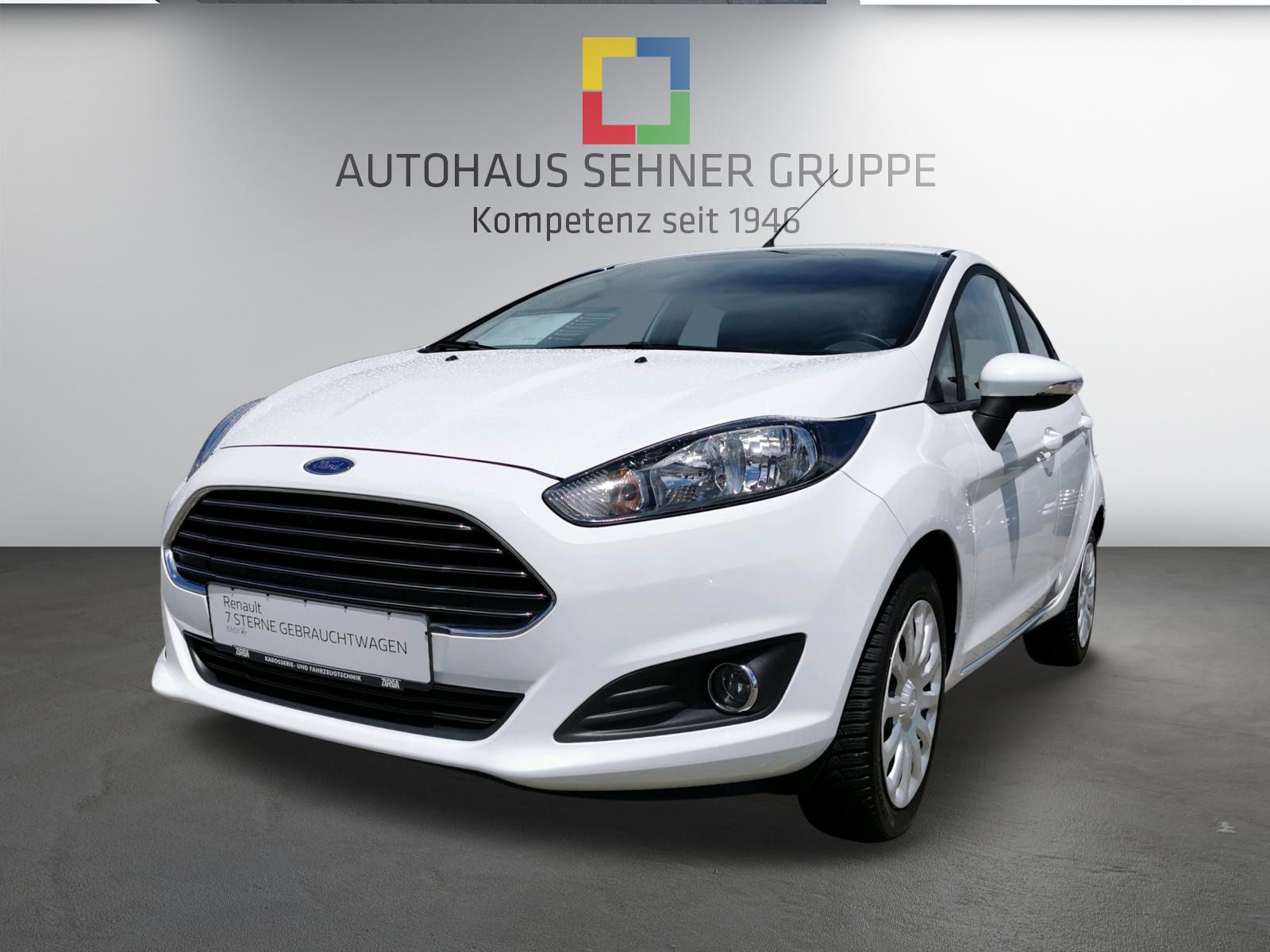 Ford Fiesta SYNC Edit. 1.0 Klima, Jahr 2015, Benzin